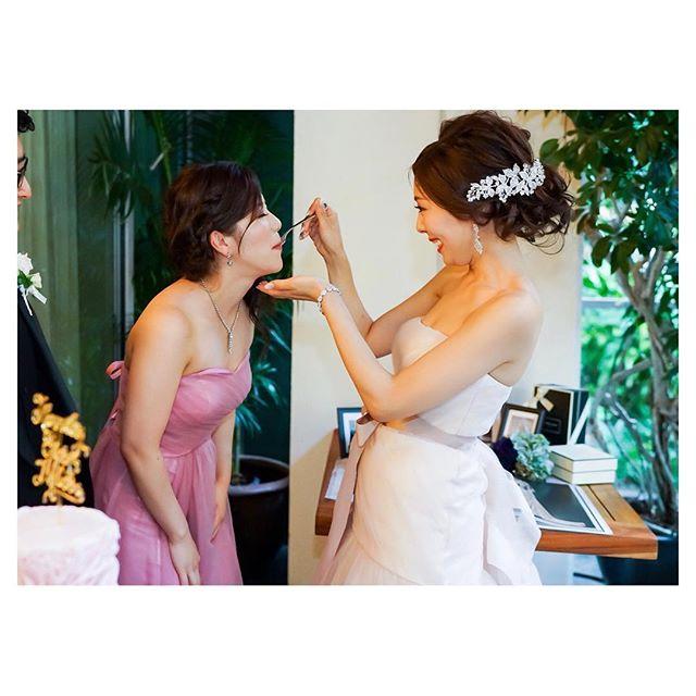.愛のキューピットへ感謝の気持ちを込めて...♡サンクスバイト..ハワイでのウェディングレセプションのご相談もぜひお気軽に...。挙式スケジュール、ご希望条件にあわせて一からご提案致します◡̈.*お問合せはメールまたは🖥ホームページよりお願い致します。La Chic Weddings / masako