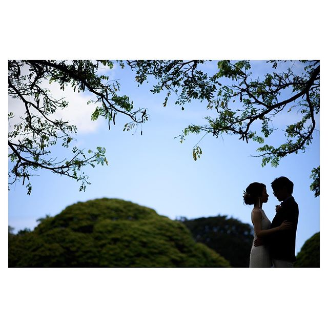 .ハワイの自然とパワーをたっぷり肌に感じて...@moanaluagardenswedding .. @tmj_photo @beunitedgraphy Produced by @la.chic.weddings