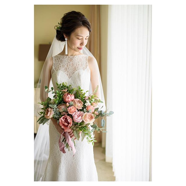 .Shabby Chic...♡.. @tmj_photo @beunitedgraphy  @hisami_hairmake Produced by @la.chic.weddings