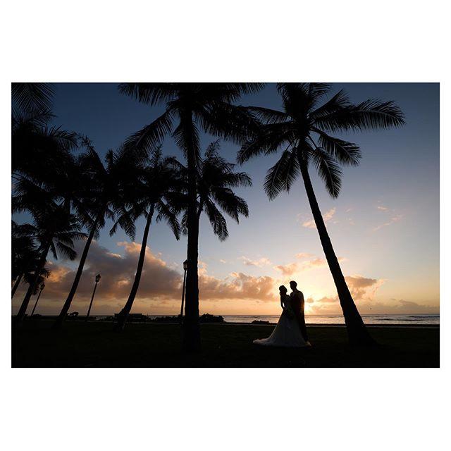 .この景色を一生の宝物に... Happily ever after..... @mak_ishii @beunitedgraphy Produced by @la.chic.weddings
