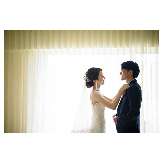 .何か良い...♡.. @tmj_photo  @hisami_hairmake Produced by @la.chic.weddings