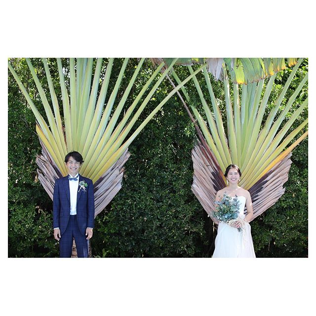 .Mr. and Mrs.Halepunakai Wedding.. @makoozaki Produced by @la.chic.weddings