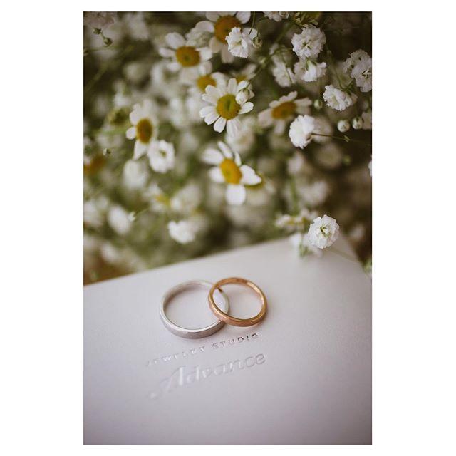.結婚指輪は絆の証♾.. @makoozaki